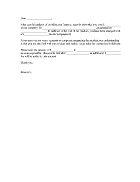 25 Complaint Letter For Delay Of Payment Complaint Delay Payment Of