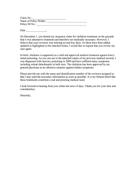 Sample appeal letter for denied loan modification keith for Loan denial letter template